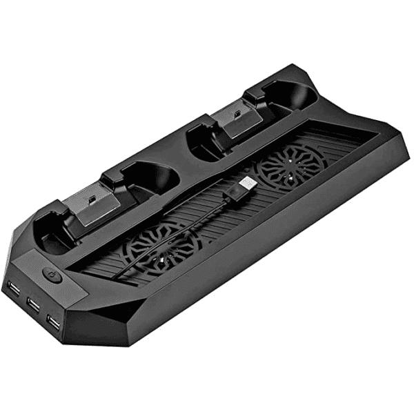 Kombo set punjac i cooler za PS4 konzolu